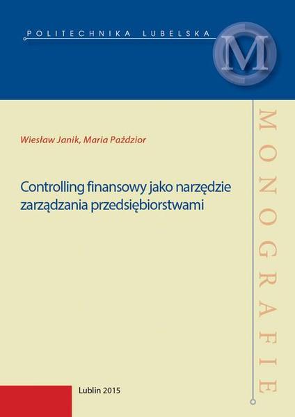 Controlling finansowy jako narzędzie zarządzania przedsiębiorstwami