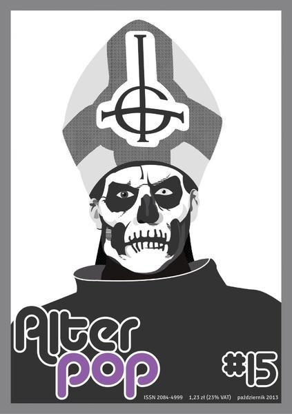 Alterpop - numer 15 - październik 2013