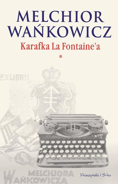 Karafka La Fontaine'a tom I
