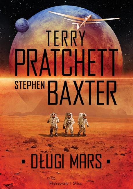 Długi Mars - Terry Pratchett,Stephen Baxter