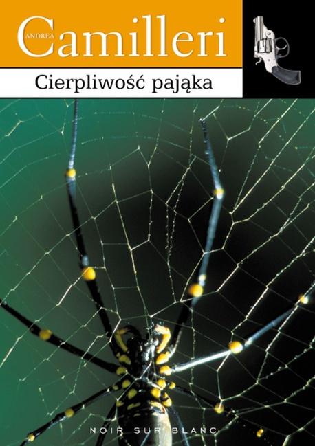 Cierpliwość pająka - Andrea Camilleri