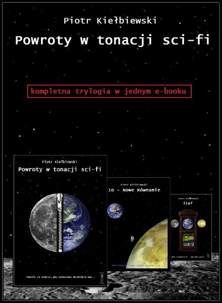 Powroty w tonacji sci-fi - trylogia
