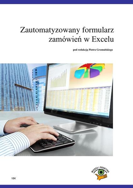 Zautomatyzowany formularz zamówień w Excelu
