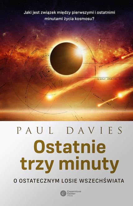 Ostatnie trzy minuty - Paul Davies