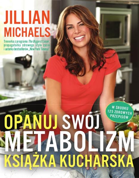 Opanuj swój metabolizm - książka kucharska