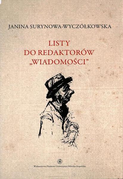 """Listy do redaktorów """"Wiadomości"""", t. 6"""
