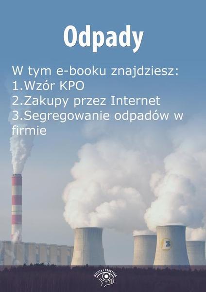 Odpady, wydanie czerwiec 2016 r.