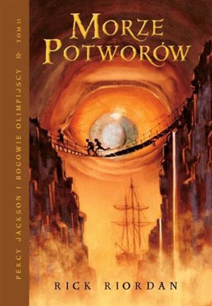 Morze Potworów. Tom II serii Percy Jackson i Bogowie Olimpijscy