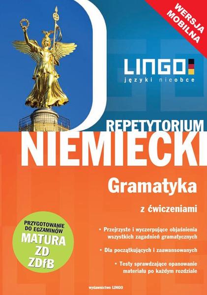 Niemiecki. Gramatyka z ćwiczeniami. Wersja mobilna