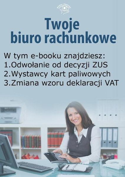 Twoje Biuro Rachunkowe, wydanie czerwiec 2015 r.
