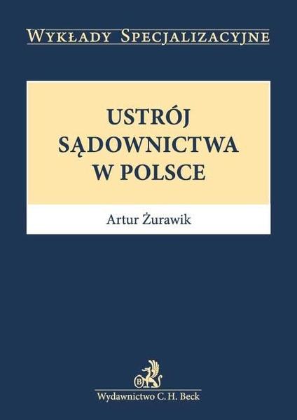 Ustrój sądownictwa w Polsce