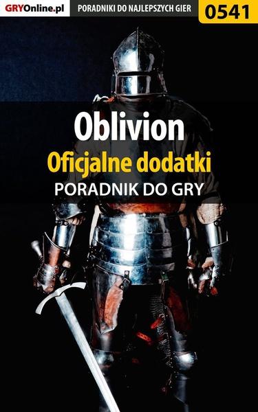 Oblivion - oficjalne dodatki - poradnik do gry