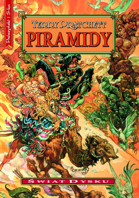 Piramidy - Terry Pratchett
