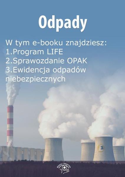 Odpady, wydanie marzec 2015 r.