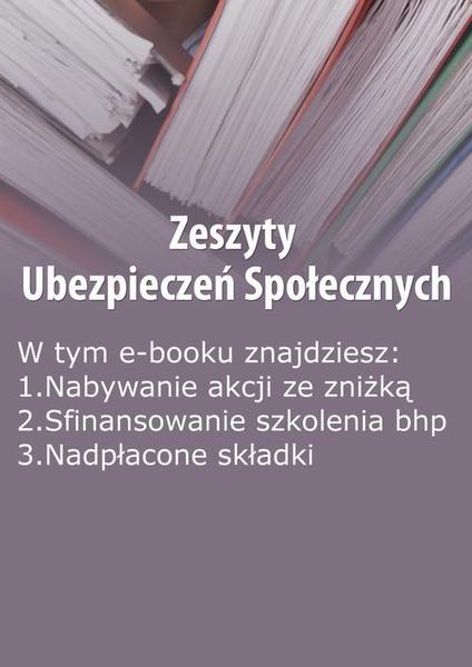 Zeszyty Ubezpieczeń Społecznych, wydanie październik 2014 r.