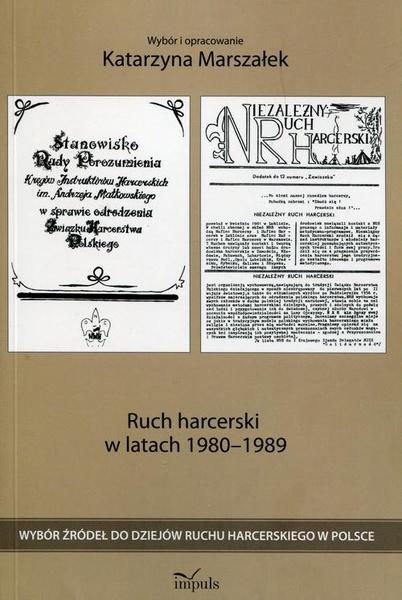 Ruch harcerski w latach 1980–1989