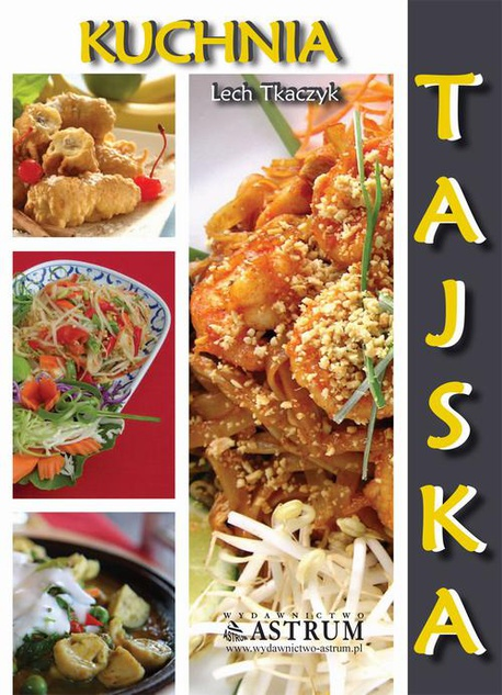 Kuchnia tajska - Lech Tkaczyk