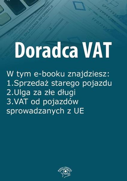 Doradca VAT, wydanie marzec 2015 r.