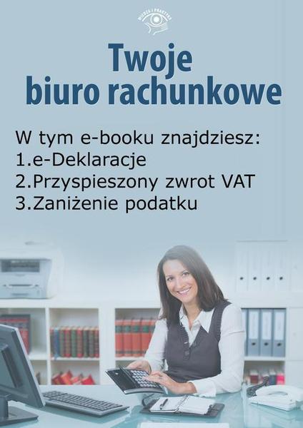Twoje Biuro Rachunkowe, wydanie marzec 2015 r.