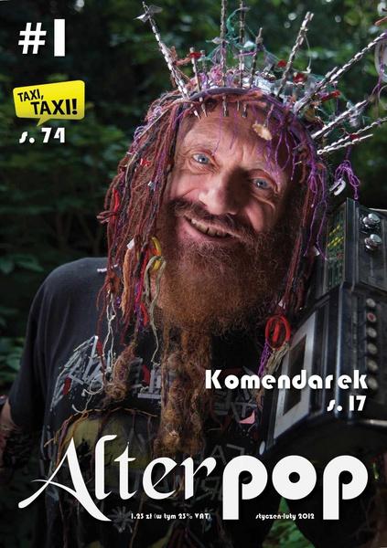 AlterPOP - numer 1 - styczeń-luty 2012