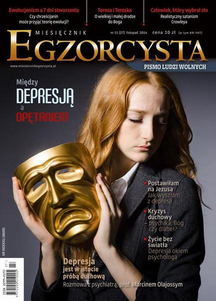Miesięcznik Egzorcysta. Listopad 2014