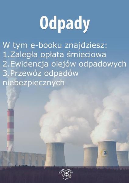 Odpady, wydanie styczeń 2015 r.