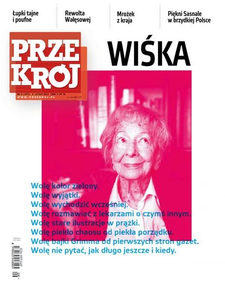 """""""Przekrój"""" nr 62012"""
