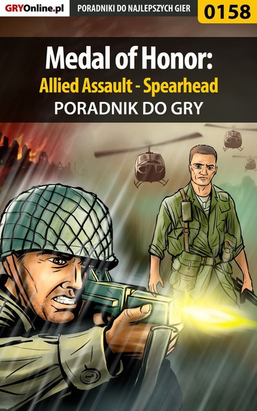 Medal of Honor: Allied Assault - Spearhead - poradnik do gry