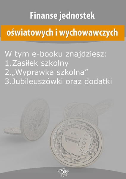 Finanse jednostek oświatowych i wychowawczych, wydanie czerwiec 2015 r.