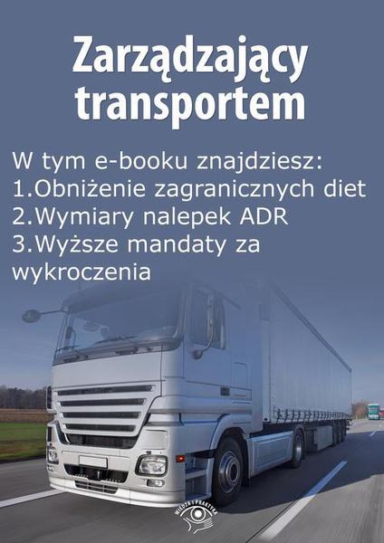 Zarządzający transportem, wydanie marzec 2015 r.