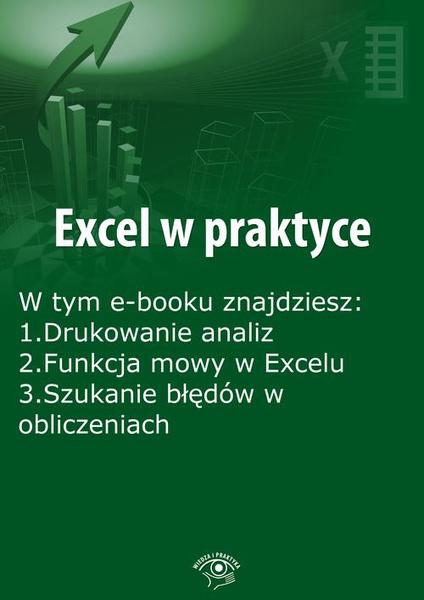 Excel w praktyce, wydanie luty 2015 r.