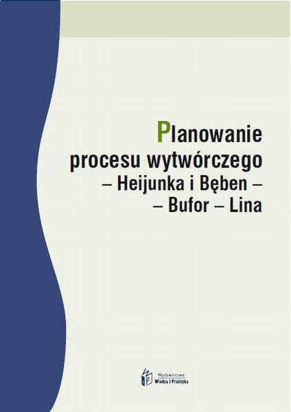 Planowanie procesu wytwórczego Heijunka iBęben Bufor Lina