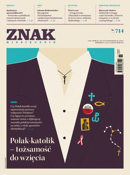 Miesięcznik Znak. Listopad 2014