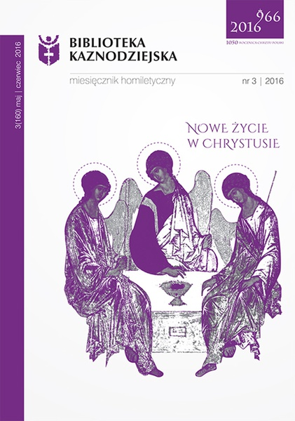 Biblioteka Kaznodziejska nr 03/2016