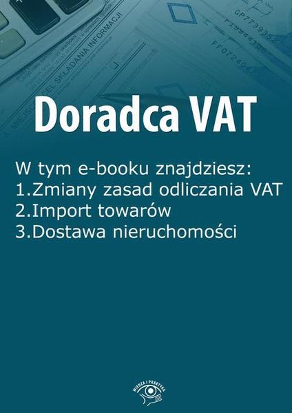 Doradca VAT, wydanie styczeń 2015 r.