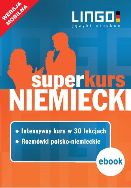 Niemiecki. Superkurs (kurs + rozmówki). Wersja mobilna