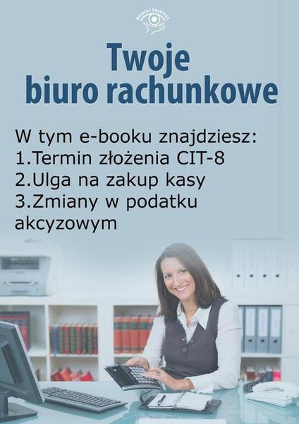 Twoje Biuro Rachunkowe, wydanie luty 2015 r.