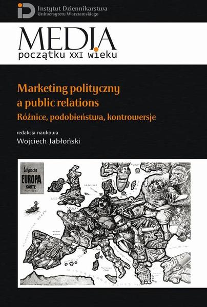 Marketing polityczny a public relations