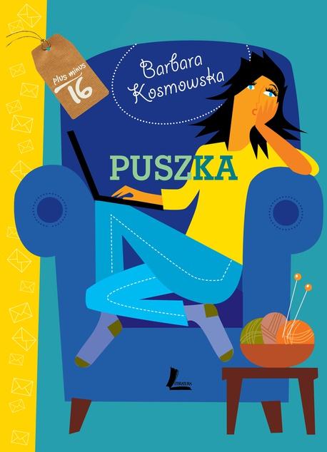 Puszka - Barbara Kosmowska