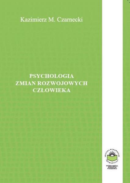 Psychologia zmian rozwojowych człowieka