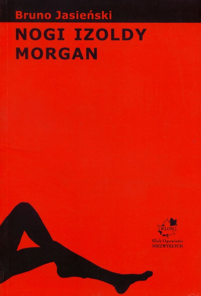 Nogi Izoldy Morgan