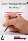 """ebook Wypracowania - Pozytywizm """"Charakterystyka epoki"""" - Opracowanie zbiorowe"""
