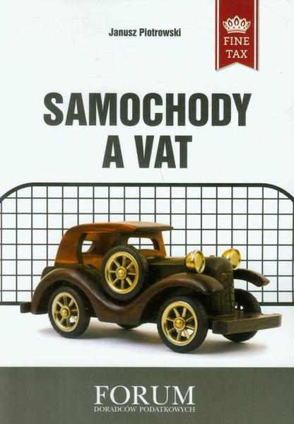 Samochody a VAT