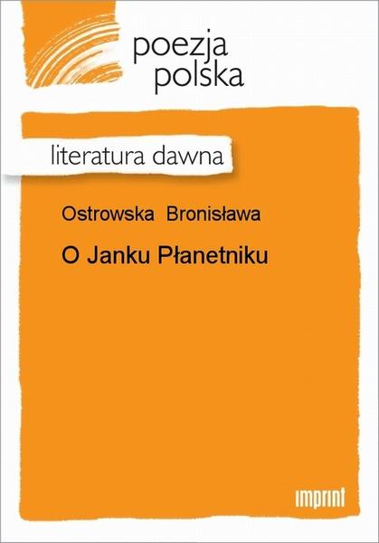 O Janku Płanetniku