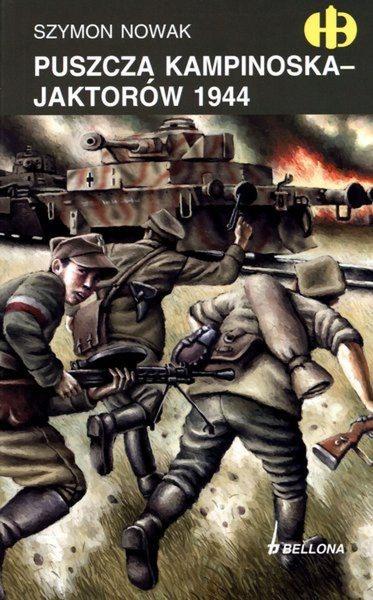 Puszcza Kampinoska - Jaktorów 1944