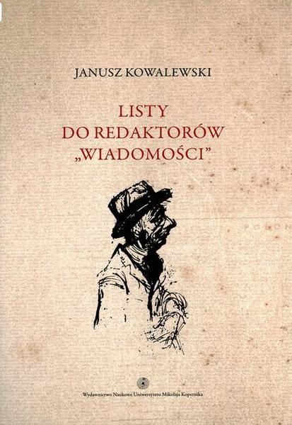 """Listy do redaktorów """"Wiadomości"""", t. 7"""