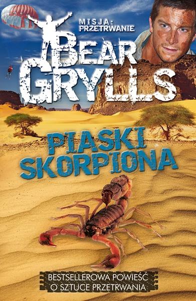 Misja: przetrwanie - Piaski skorpiona