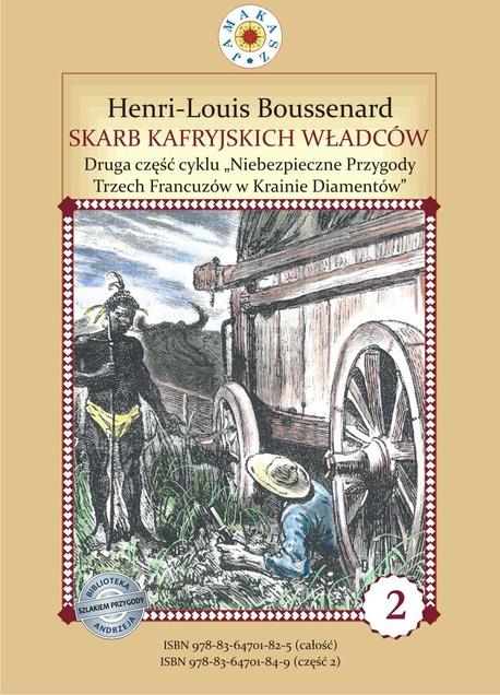 Skarb kafryjskich władców - Louis-Henri Boussenard