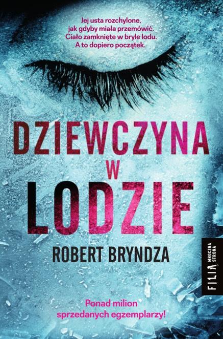 Dziewczyna w lodzie - Robert Bryndza