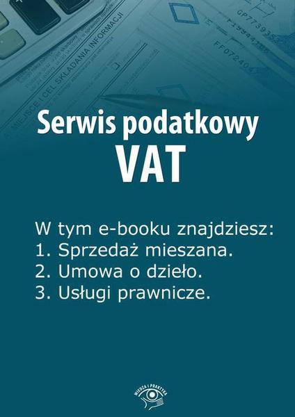 Serwis podatkowy VAT, wydanie luty 2014 r.